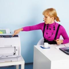 Ist ein Laserdrucker gesundheitsschädlich?