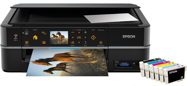 Epson Stylus PX720WD