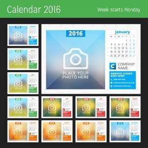 Fotokalender drucken